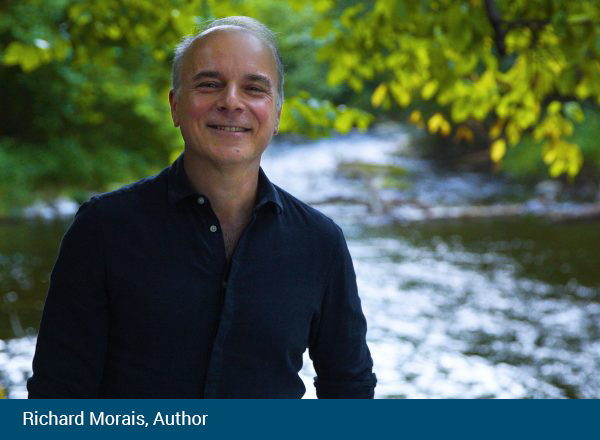 Richard Morais, Author